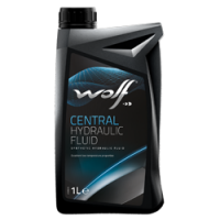 WOLF CENTRAL HUDRAYLIC FLUID - синтетическое масло для гидравлических систем